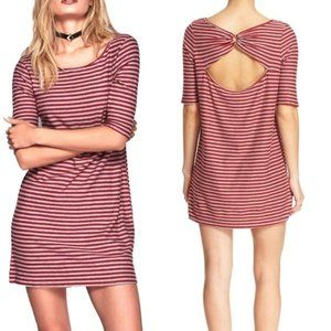 We The Free Cotton Striped Dress